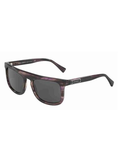 Dolce&Gabbana Dolce & Gabbana 4288 3064/87 56 Ekartman Unisex Güneş Gözlüğü Mor